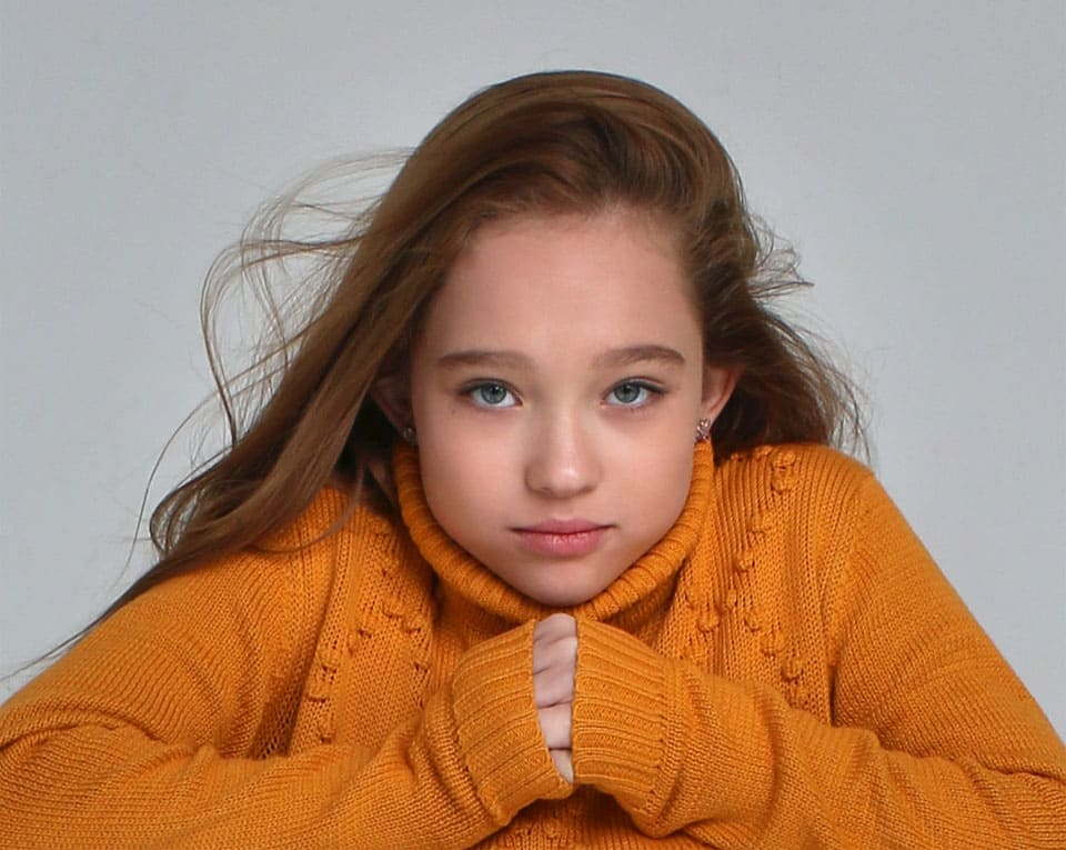 Sasha Kiseleva actress