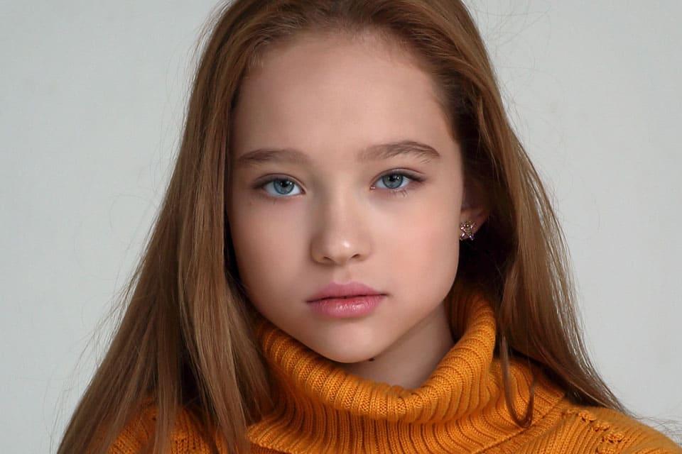 Alexandra Kiseleva actress