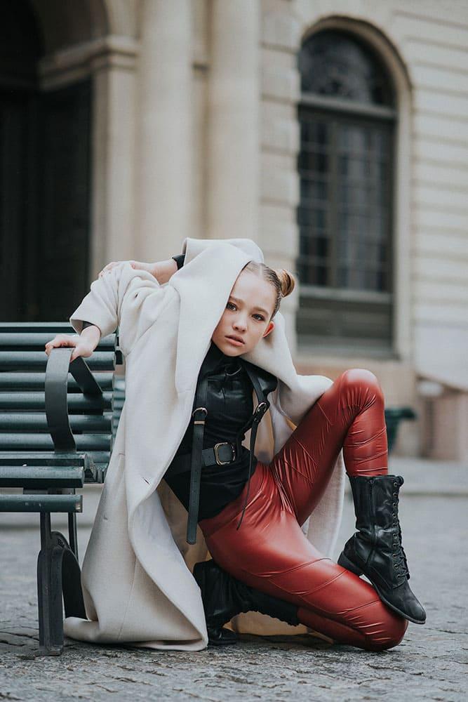 Саша Клёвая