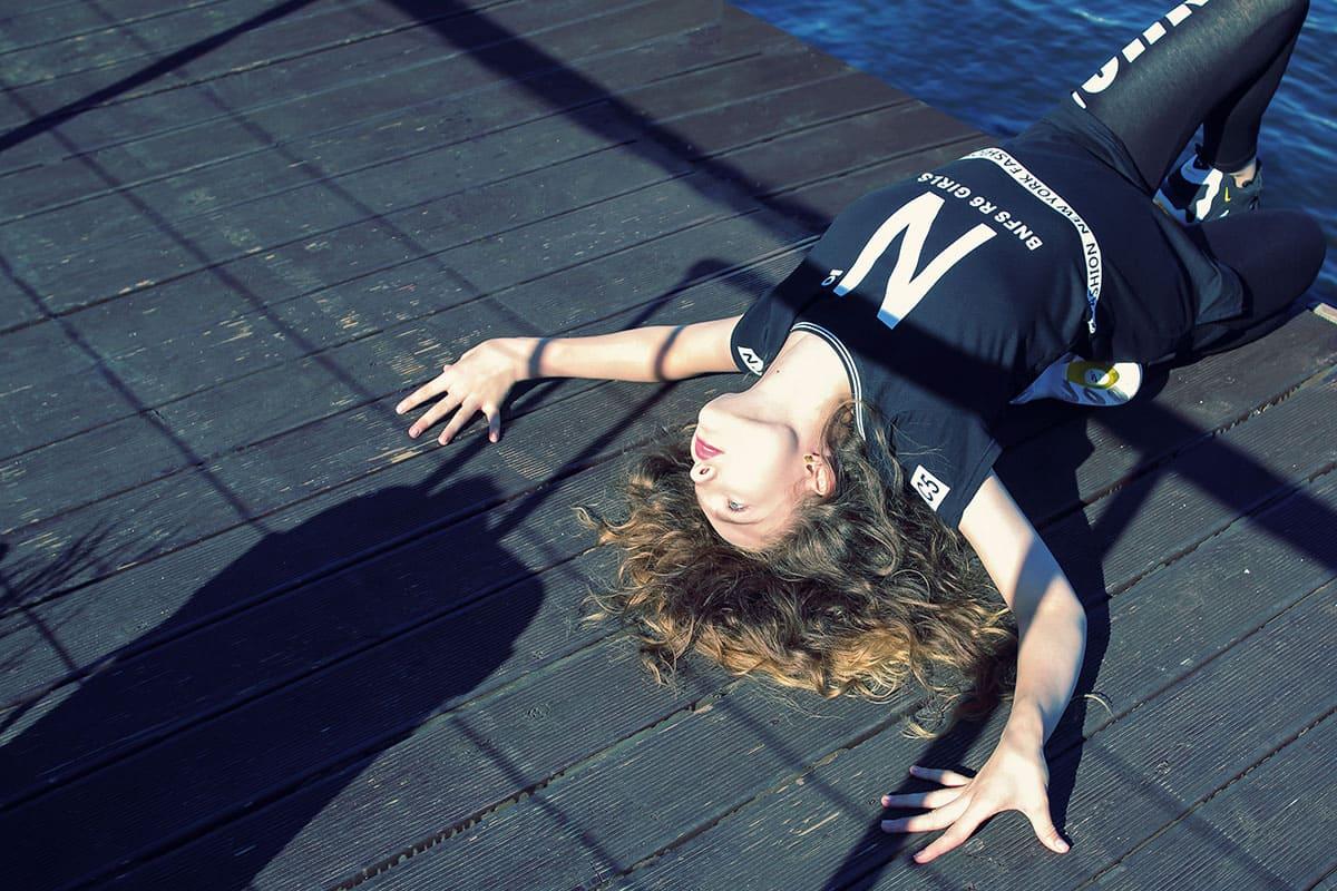Aleksandra Kiseleva Dance