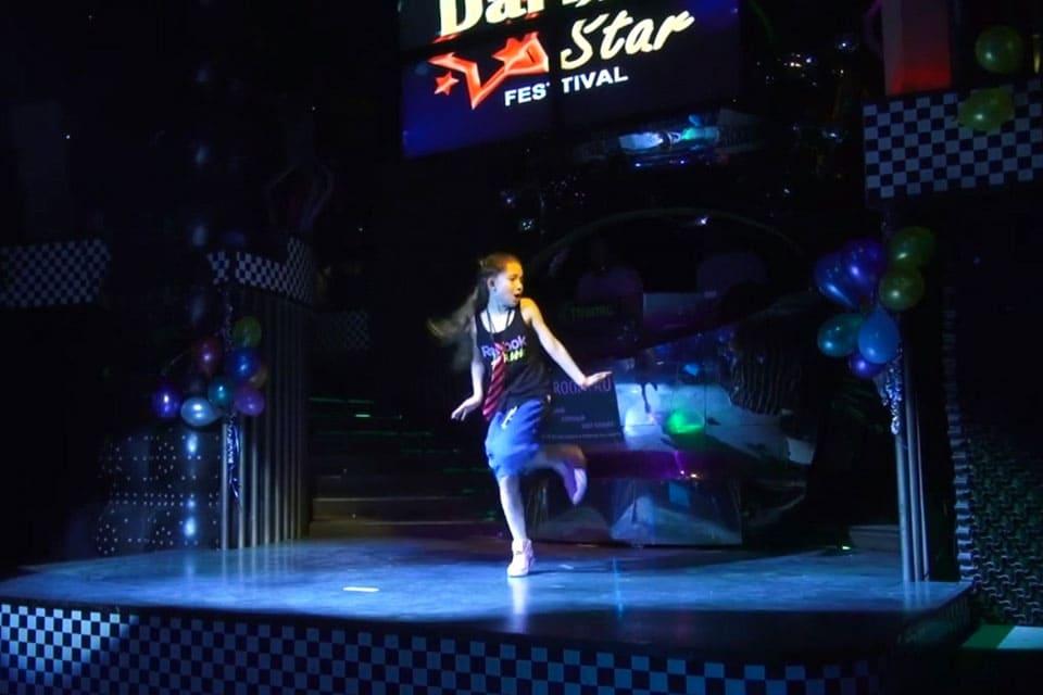 Dance Star Festival - Sasha Kiseleva