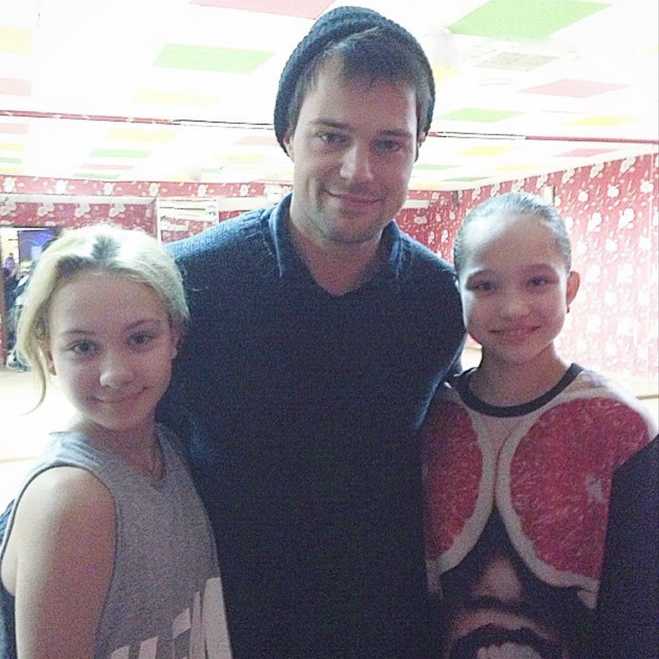 Danila Kozlovskiy - Sasha Orehova - Sasha Kiseleva