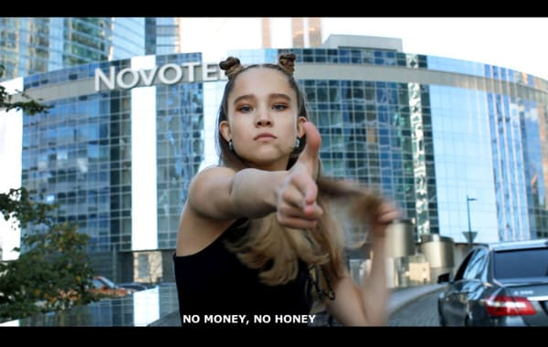NO MONEY, NO HONEY (Video)