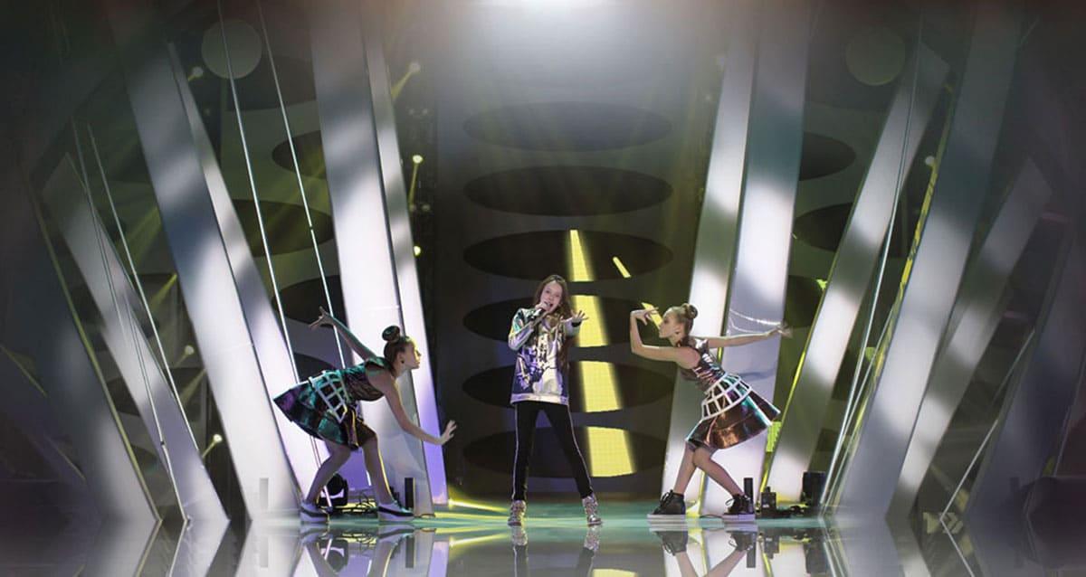 Sasha Kiseleva Eurovision