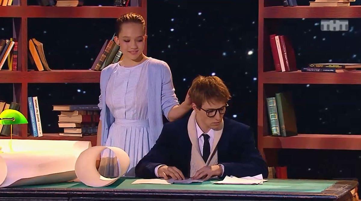 Александра Киселёва Танцы на ТНТ