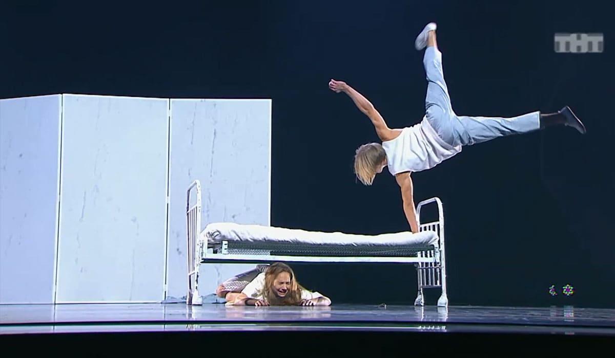Саша Киселёва Танцы на ТНТ