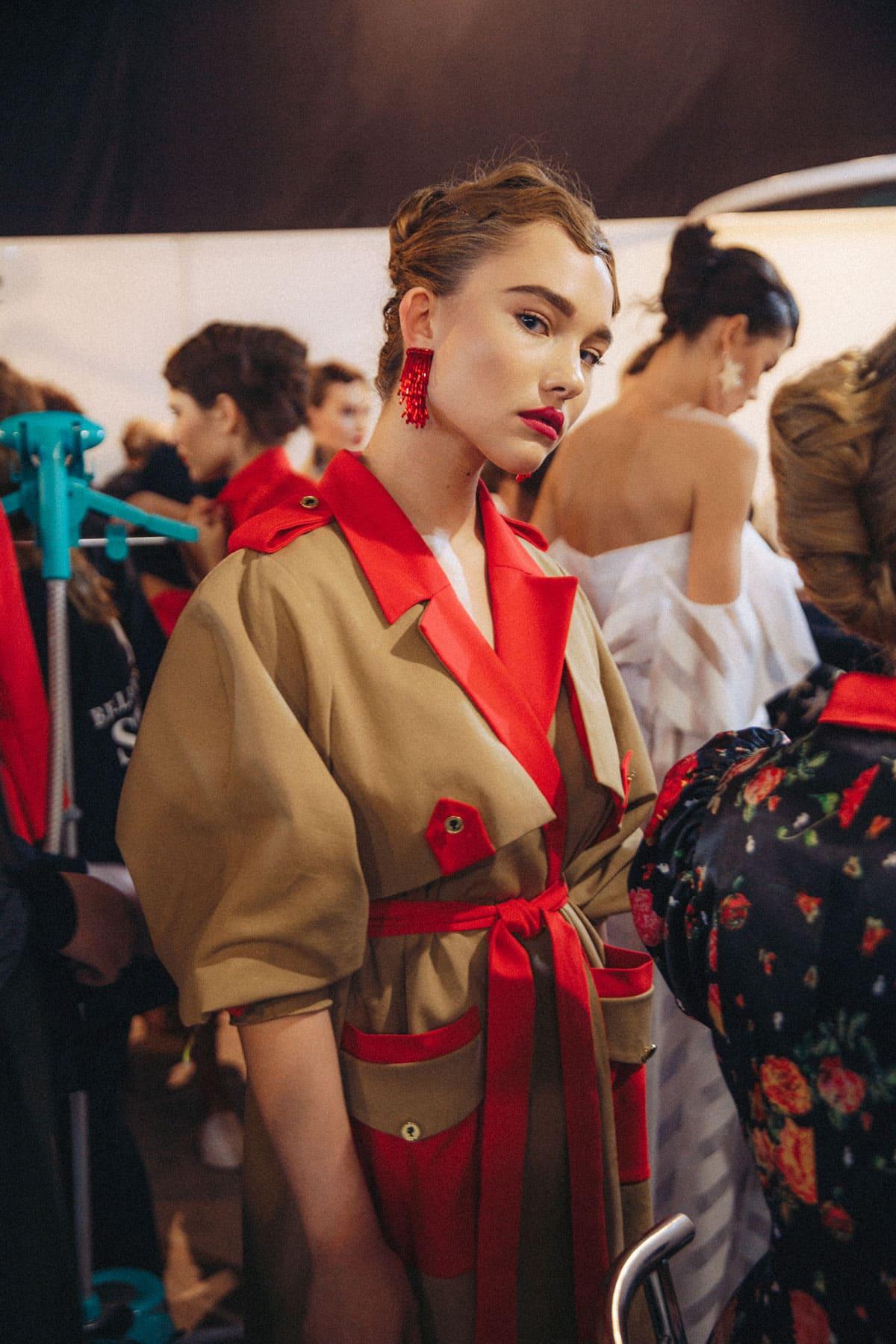Неделя моды - Саша Киселёва
