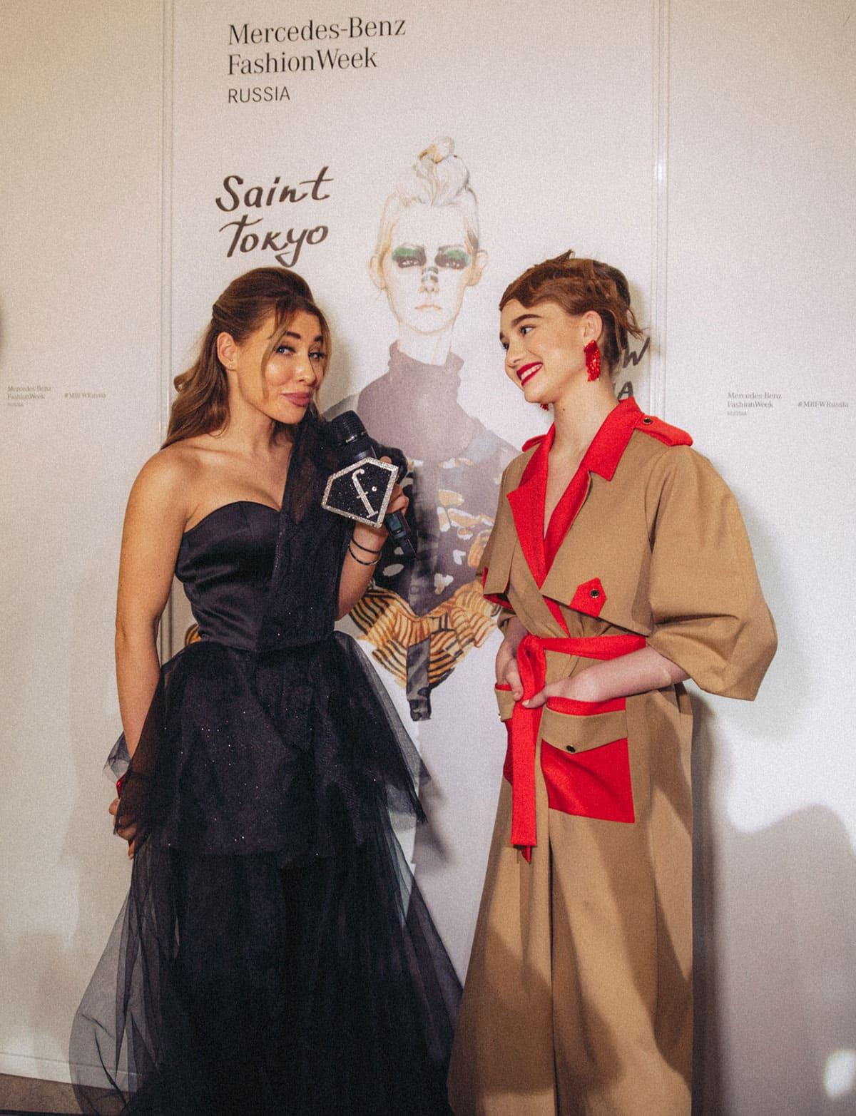 Aleksandra Kiseleva Fashion TV