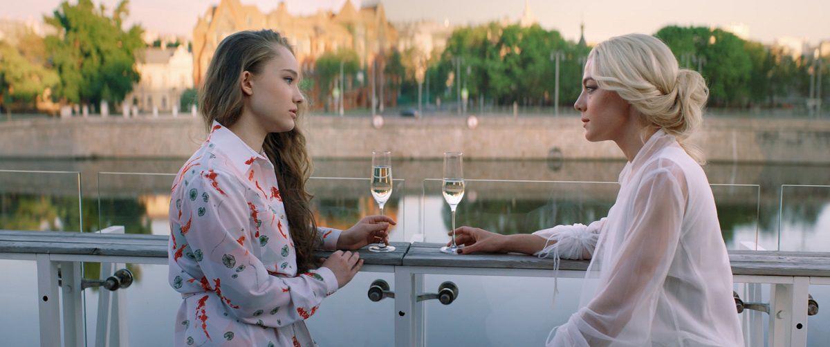 Александра Киселева Фильм Люби их всех 2019