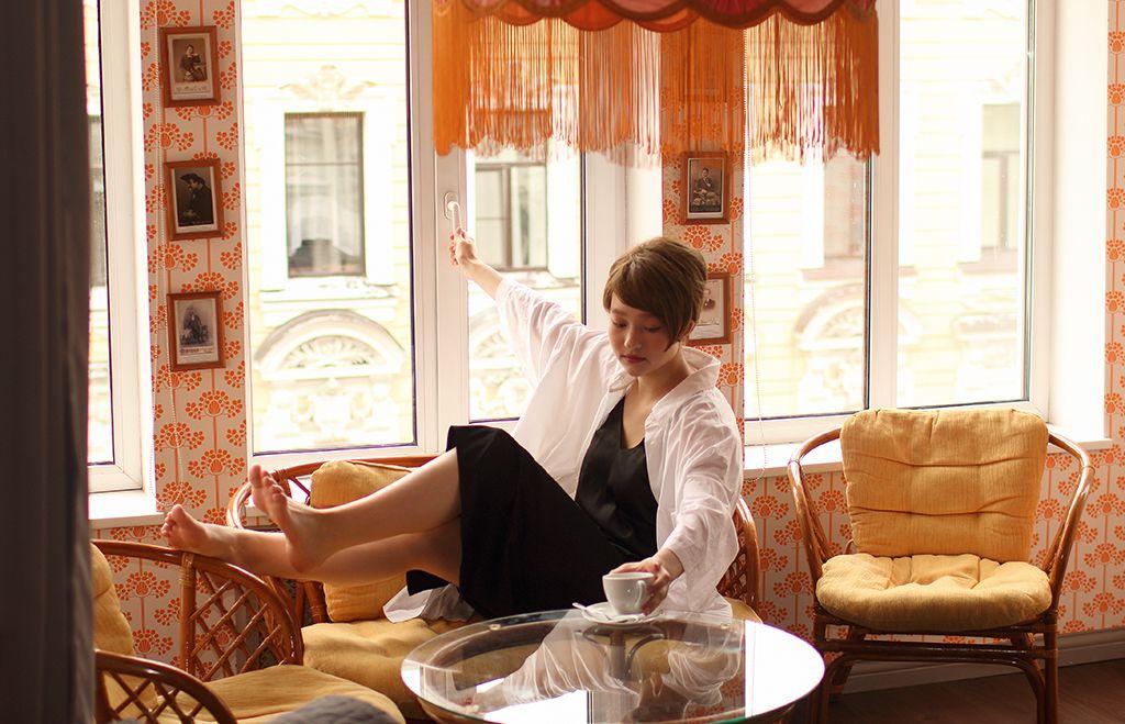 Aleksandra Kiseleva | Saint-Petersburg