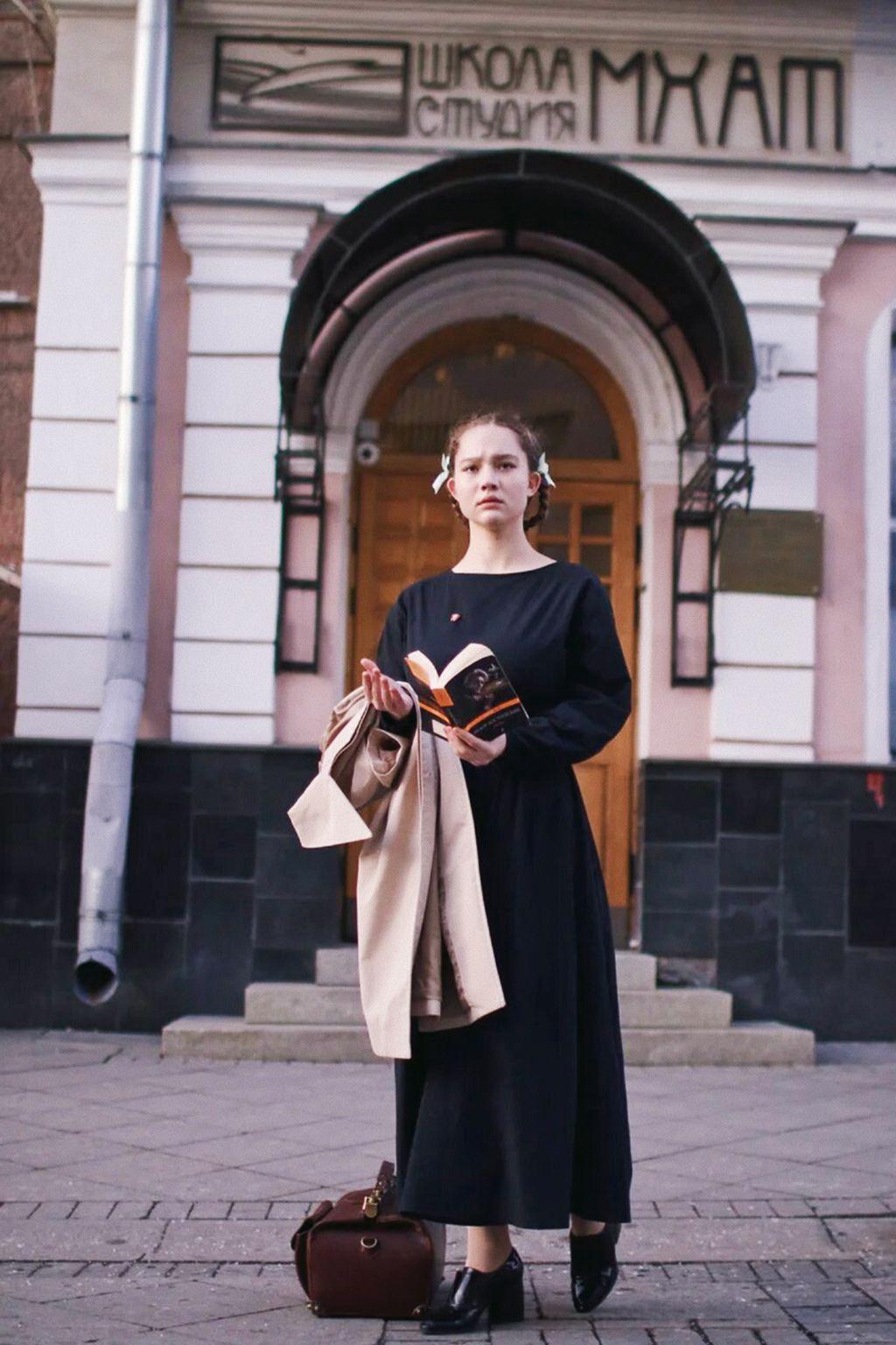 Актриса Александра Киселeва